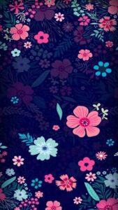 imagenes con fondos de flores