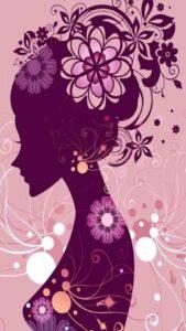 fondos de mujeres chidos para telefonos