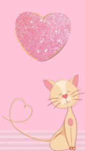 caricaturas de gatos para fondos de celular