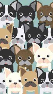 gratis lindos fondos de perritos para iphone