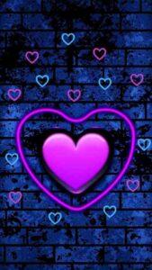 lindos fondos de celular con corazones